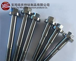 武汉钛合金外六方螺栓