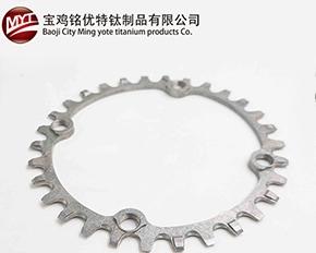 上海钛合金牙盘