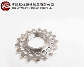 上海钛合金自行车牙盘