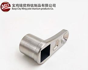 高精度钛合金加工件的工艺技巧